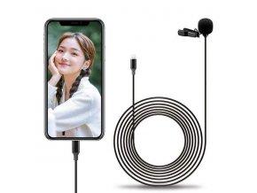 Digitální klopový mikrofon SAIREN S Lav L1 pro USB C 2m 5