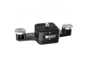 Širší držák kamery na batoh s rychloupínacím systémem 1