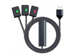 USB nabíječka až tří baterií drona DJI Mavic Mini 2 a Mini SE 1