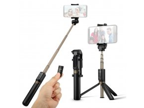 Selfie tyč a stativ na mobil