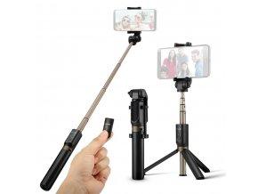 Selfie tyč a stativ na mobil 0