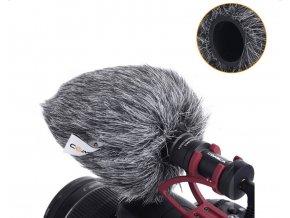 Směrový mikrofon jako RODE videomicro Comica
