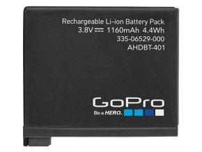 Originální baterie do GoPro Hero 4