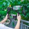 Univerzální klec, montovaný obouruční držák kamer, foťáků, telefonů i gimbalů 6
