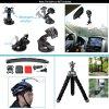 Mega SET sada příslušenství pro GoPro Hero, DJI Osmo Action, SJCAM, XIAOMI, VEGA akční kamery 6