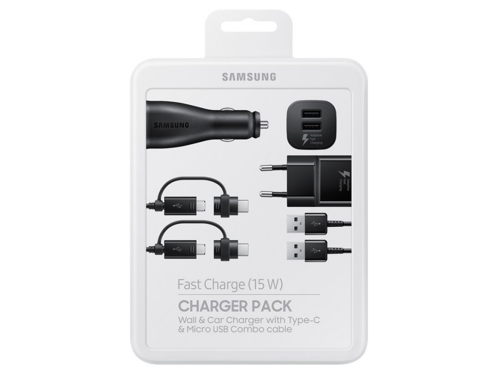 Samsung EP-U3100WBEGWW Power Pack, Black