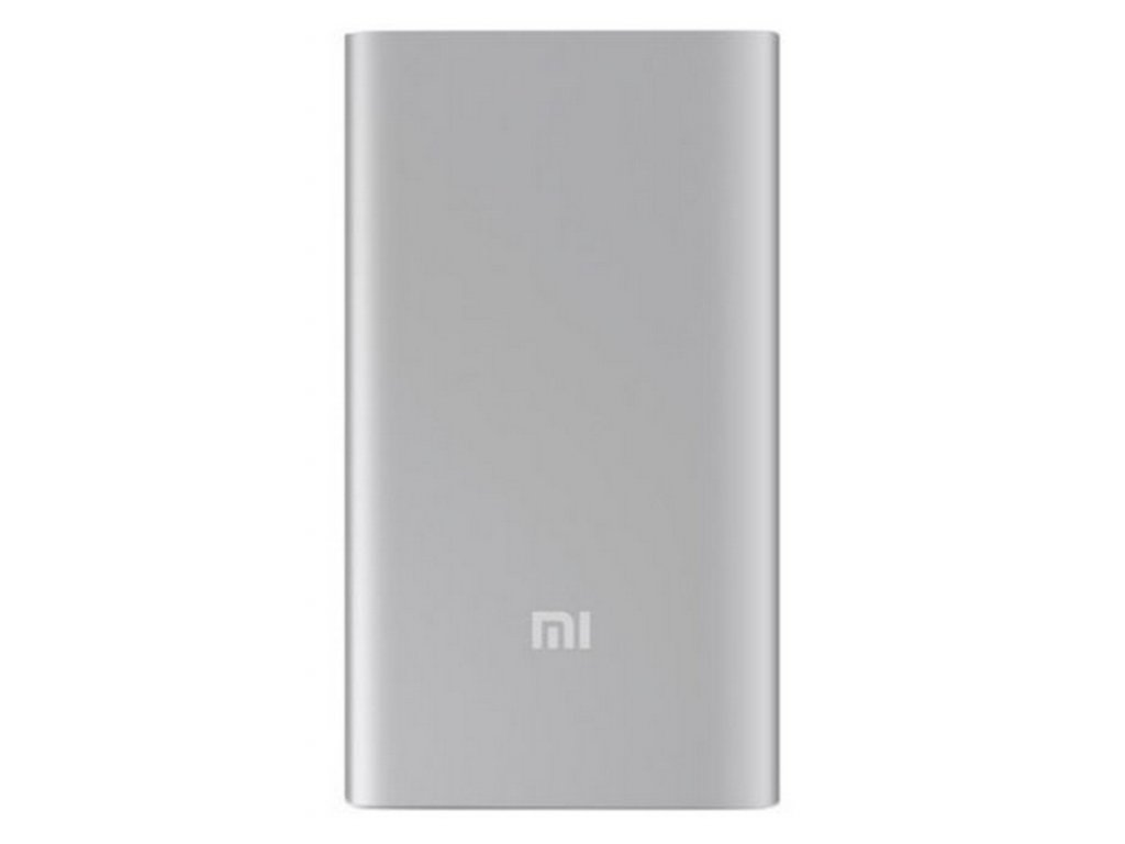 Xiaomi NDY-02-AM PowerBank 2 Slim 5.000mAh, Silver