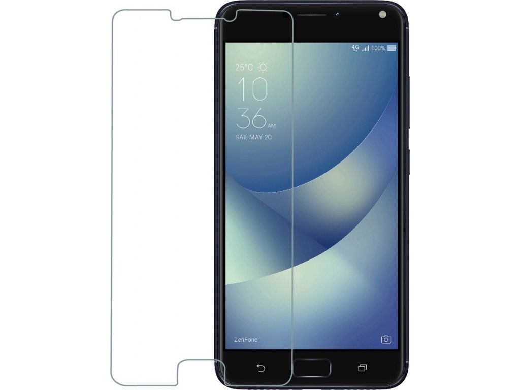 Azuri Glass Rinox 0,33mm Asus Zenfone 4 Max 5.5""