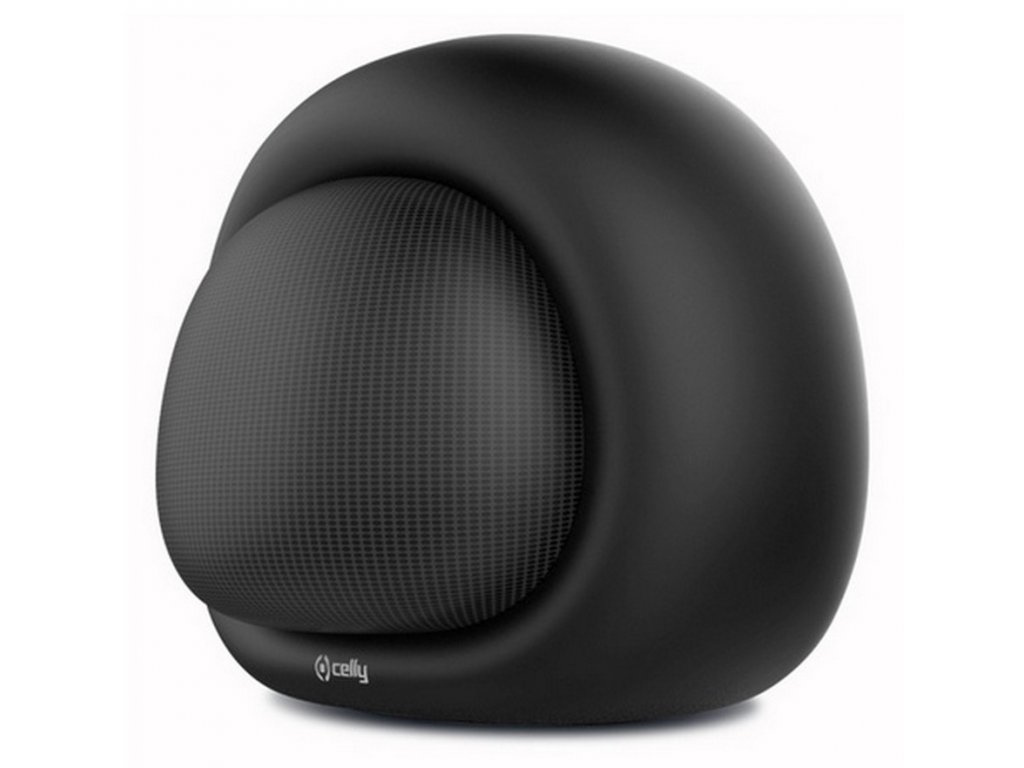 Celly Bubble Beat Bluetooth reproduktor, Black