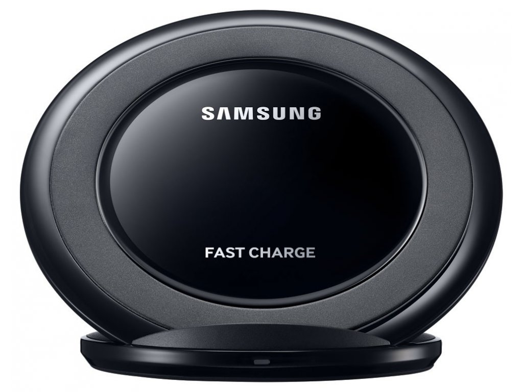 Samsung EP-NG930BB Wireless Charger Stand, Black