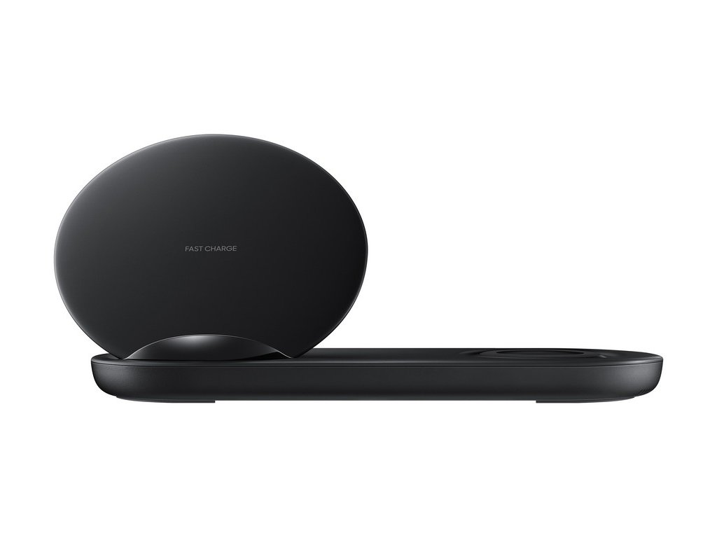 Samsung EP-N6100TBEGWW Wireless Charger Duo, Black