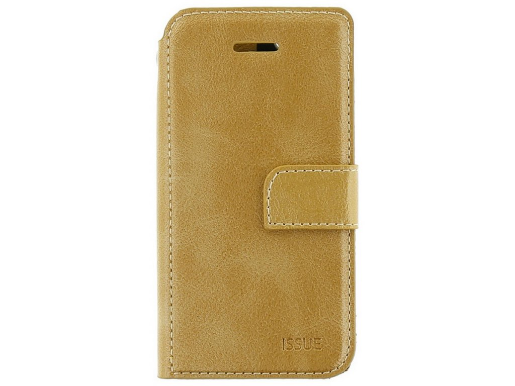 Molan Cano Issue Book pouzdro iPhone 6/6S, Gold