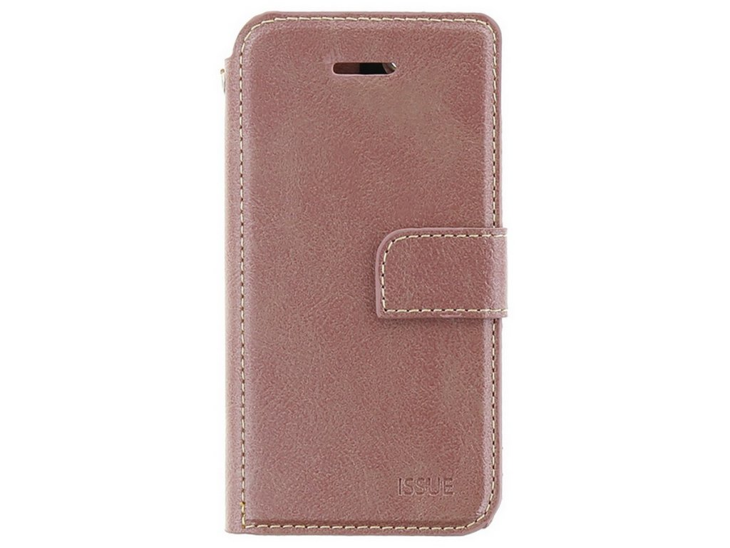 Molan Cano Issue Book pouzdro iPhone 6/6S, Rose G.