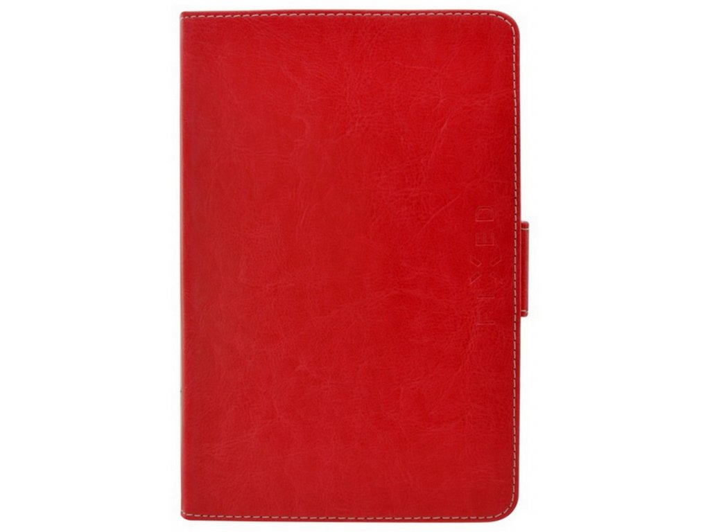 "FIXED NOVEL pouzdro TAB se stojánkem 10,1"", Red"