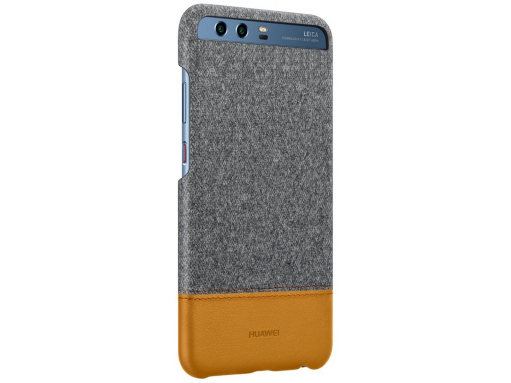 Huawei P10 Plus Protective Case Light Gray
