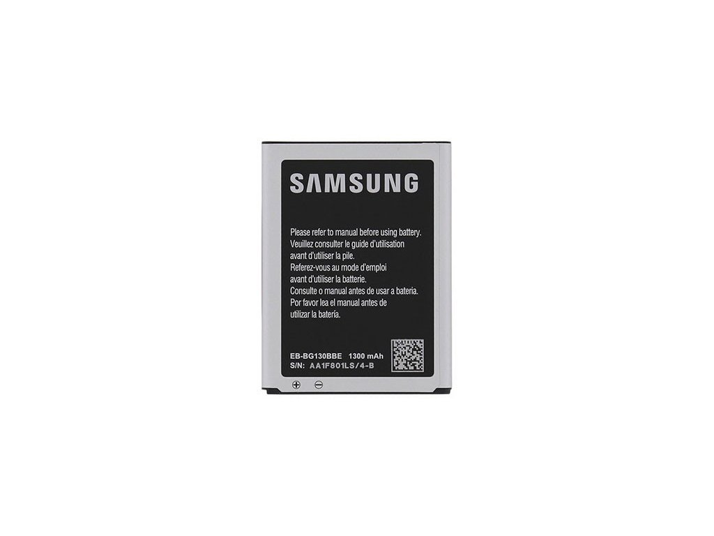 Samsung EB-BG130BBE baterie 1300mAh Young2 Service