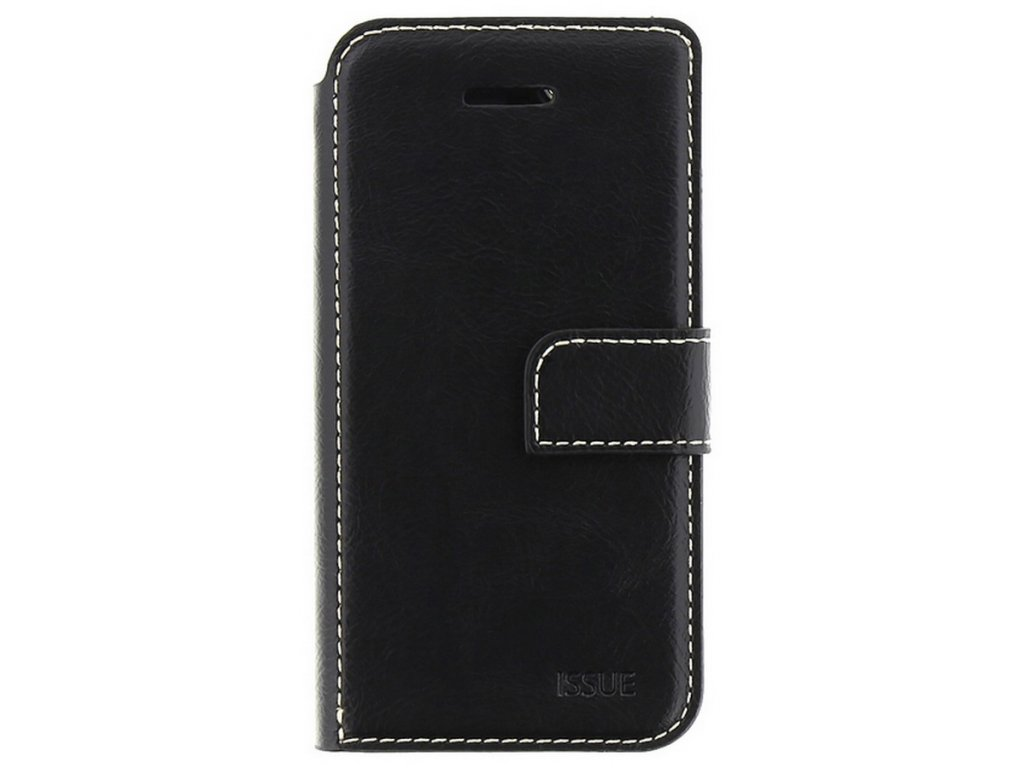 Molan Cano Issue Book pouzdro Huawei P Smart,Black