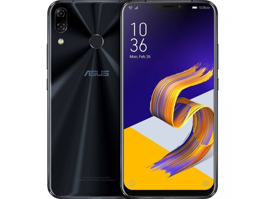 Asus Zenfone 5Z 256GB+8GB Midnight Blue