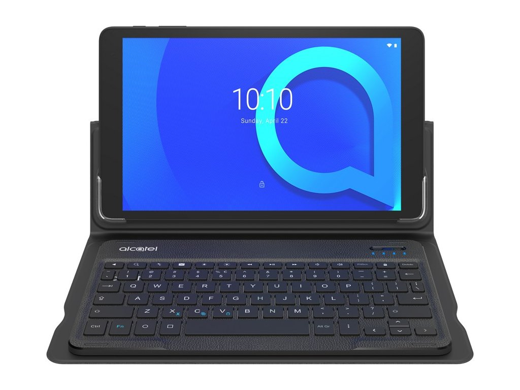 Alcatel 1T 10 WIFI 8082 + typecase Premium Black