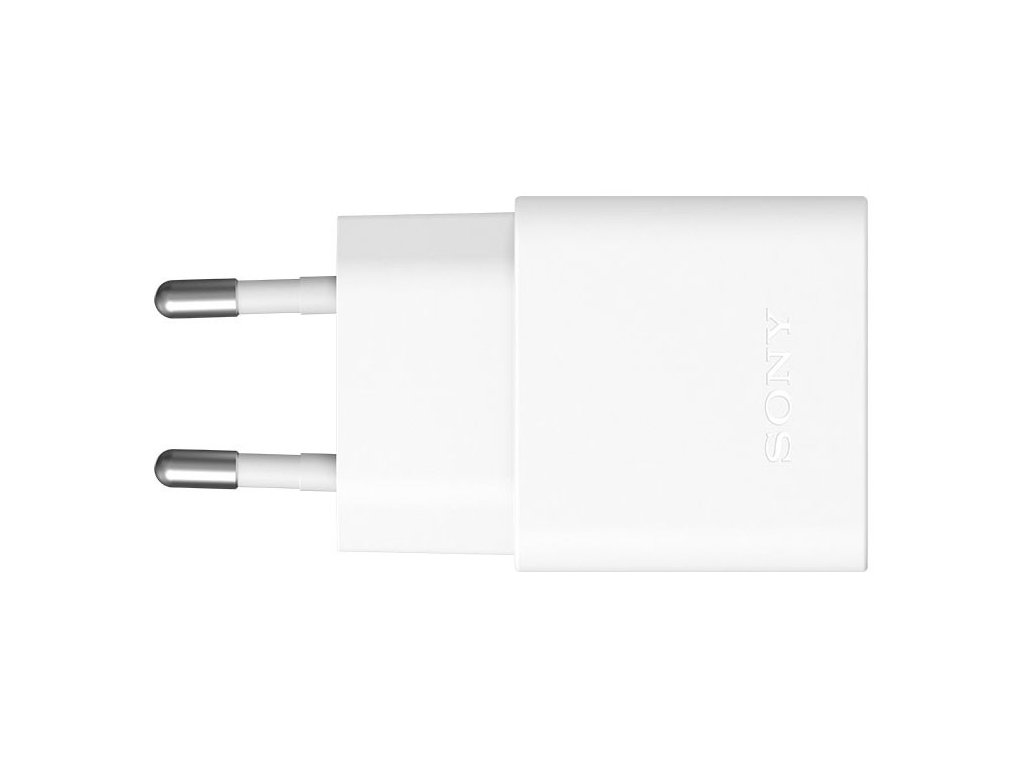 Sony UCH10 Qualcomm Quick Charger 1.700mAh, White