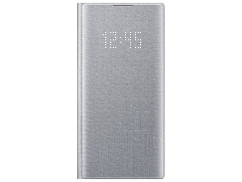 Samsung EF-NN970PS LED View Cover Note10, Silver