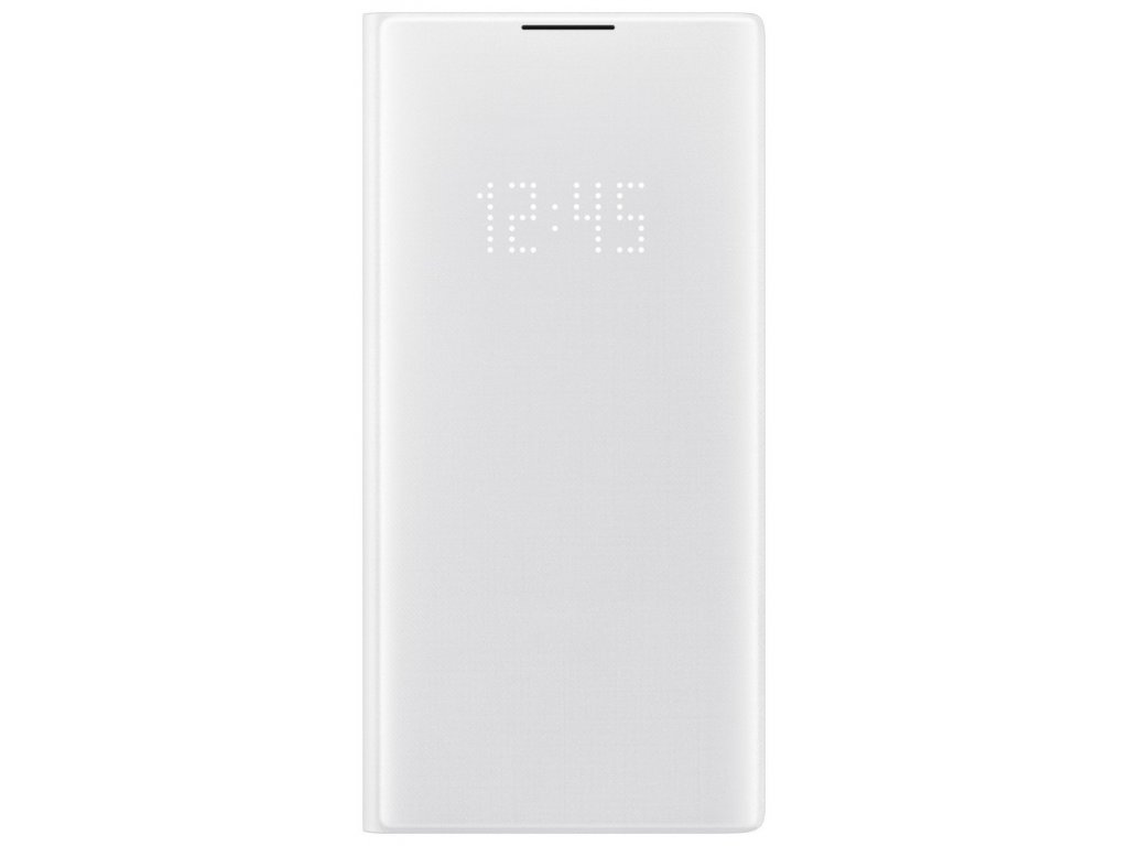 Samsung EF-NN975PW LED View Cover Note10+, White