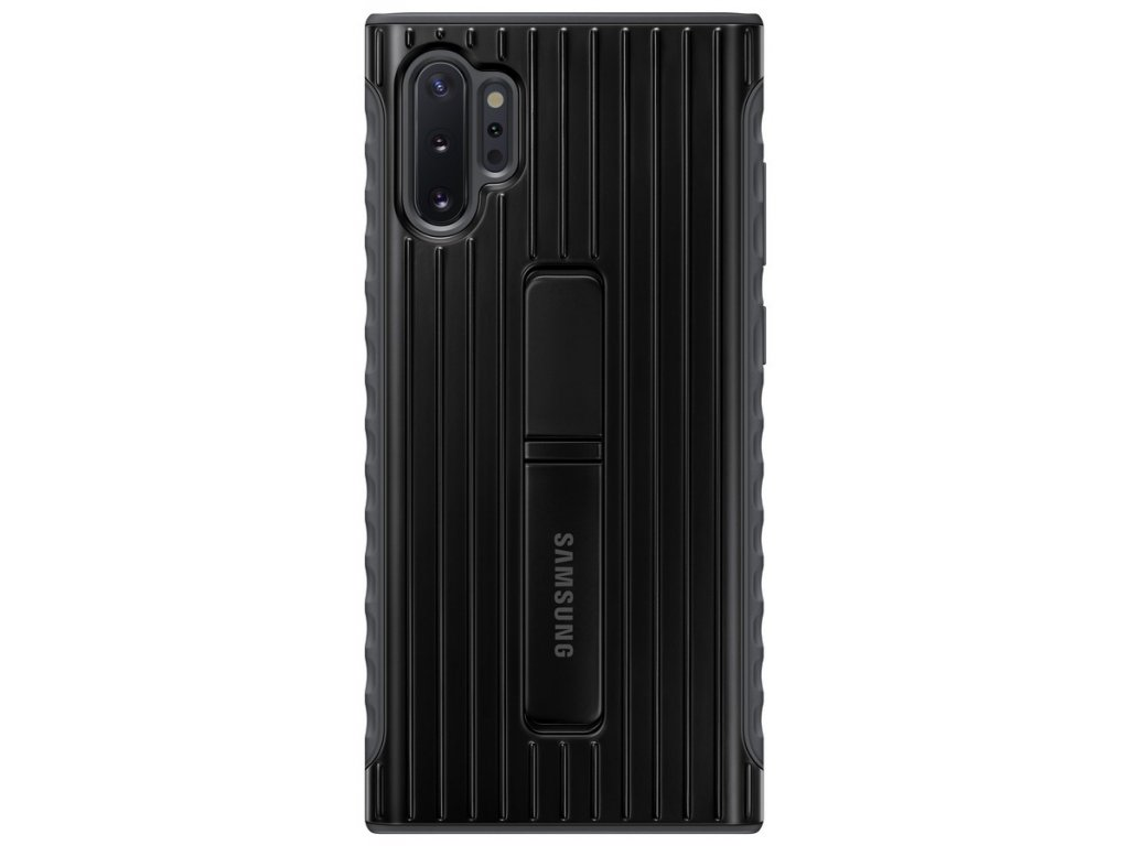 Samsung EF-RN975CB Standing Cover Note10+, Black