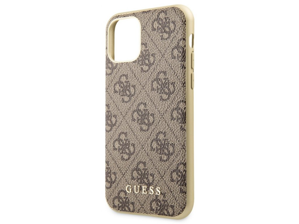 Guess Charms Hard Case 4G iPhone 11 Pro, Brown