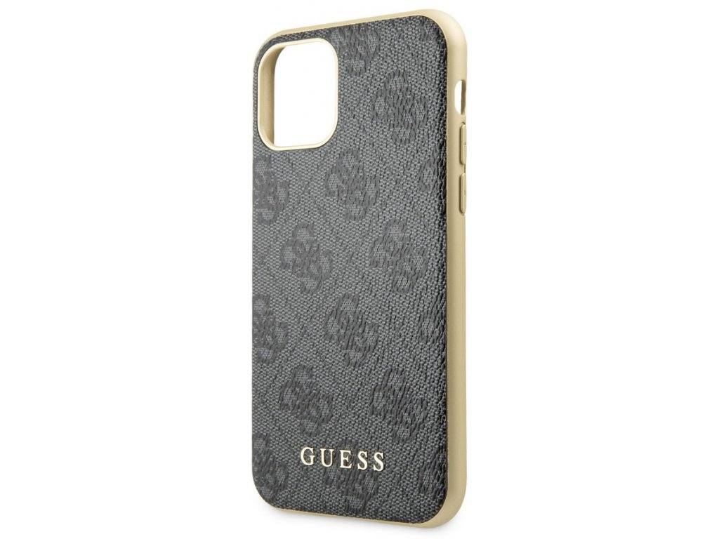 Guess Charms Hard Case 4G iPhone 11 Pro, Grey