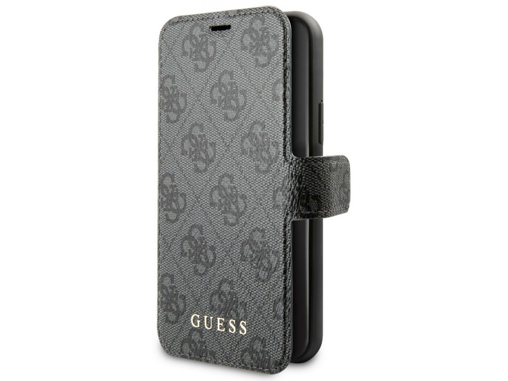 Guess Charms Book Case 4G iPhone 11, Grey