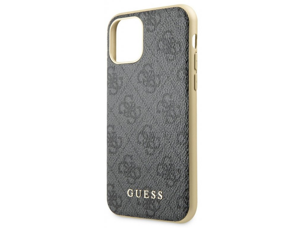 Guess Charms Hard Case 4G iPhone 11 Pro Max, Grey