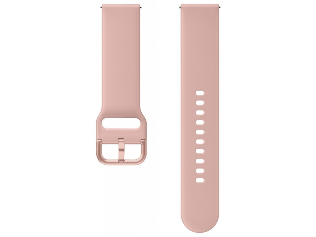 Samsung ET-SFR82MP Watch Active2 Sport Band, Pink