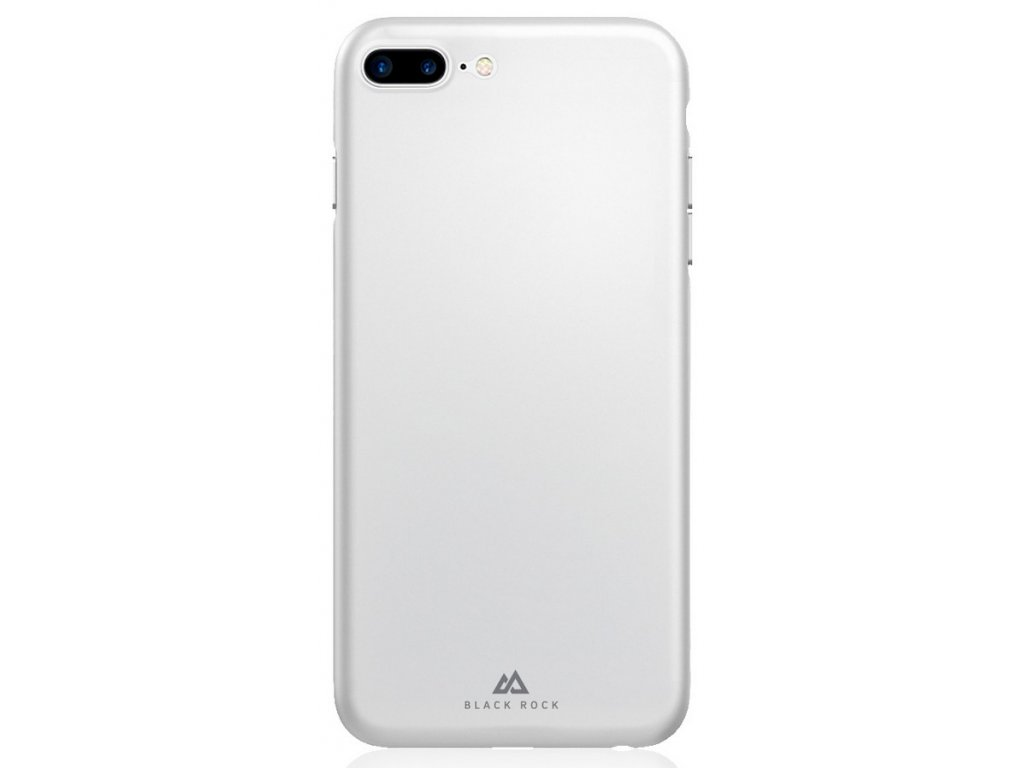 BR Ultra Thin Iced Case iPhone 8+/7+ - průhledné