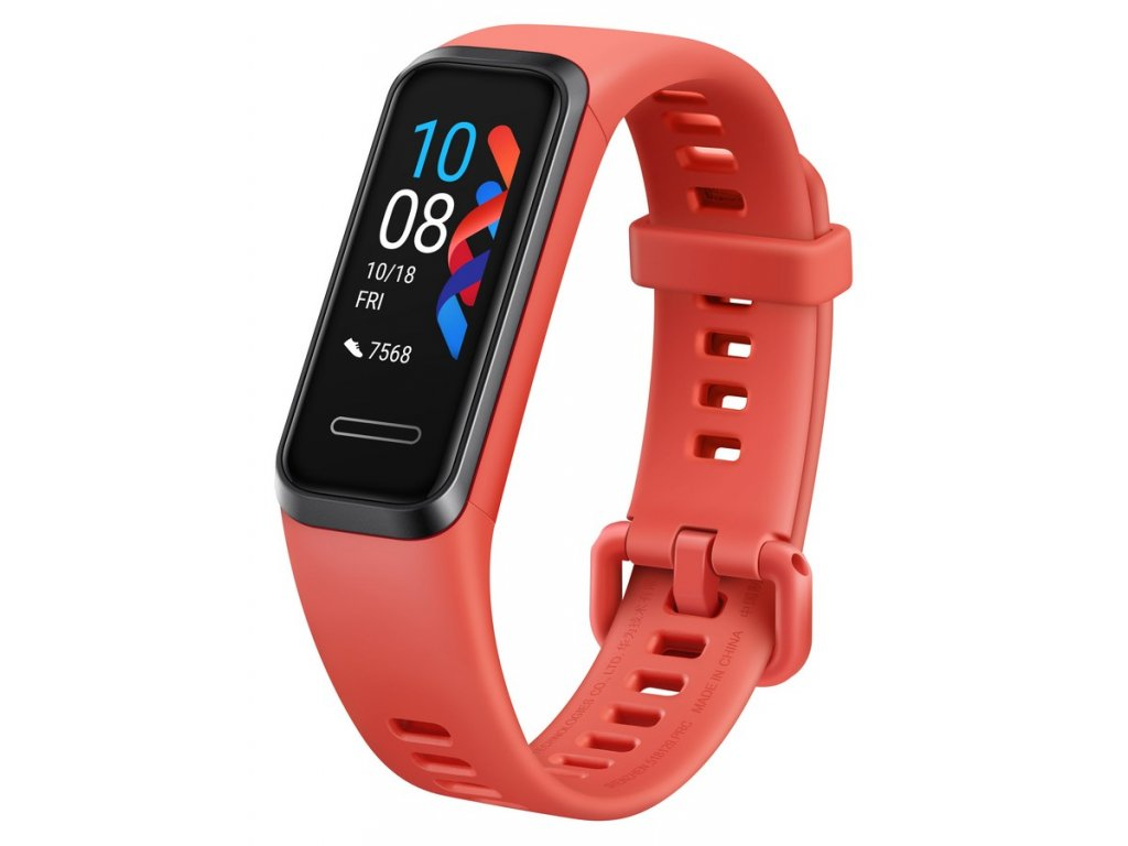 HUAWEI Band 4 Amber Sunrise