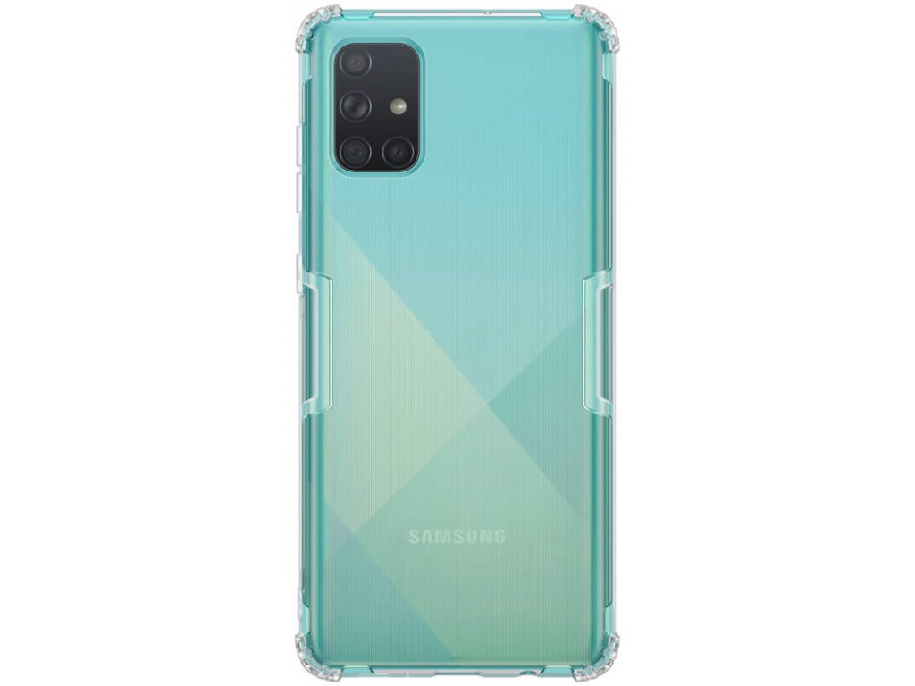 Nillkin Nature TPU pouzdro A715 Galaxy A71, Grey