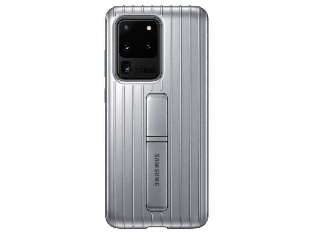 Samsung EF-RG988CS Standing Cover S20 Ultra,Silver
