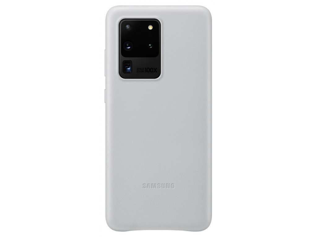 Samsung EF-VG988LS Leather Cover S20 Ultra, Light