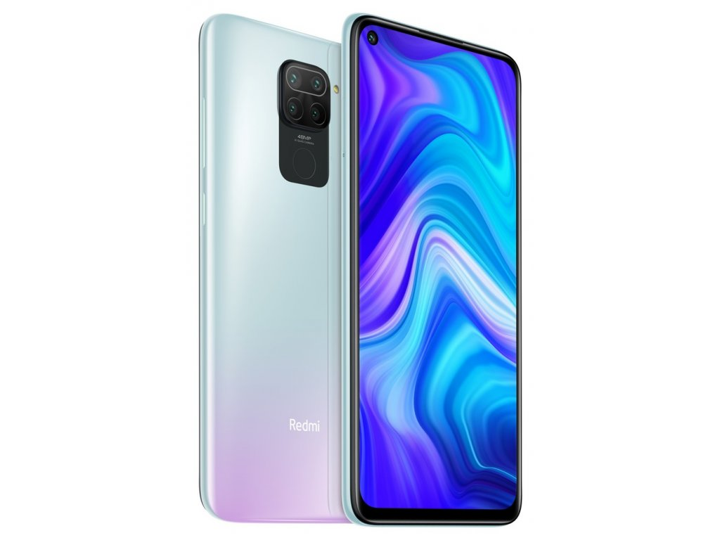 XIAOMI Redmi Note 9 64GB+3GB DualSim White