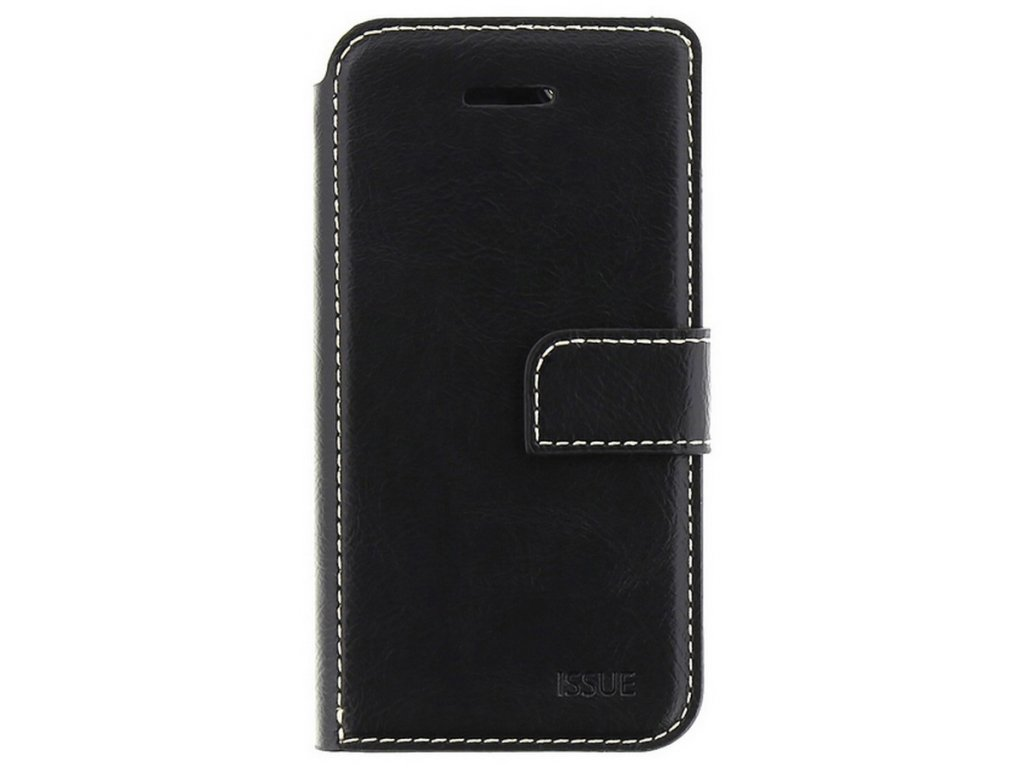Molan Cano Issue Book pouzdro Huawei Y5p, Black