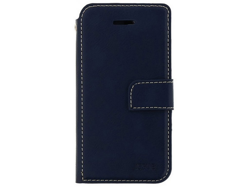 Molan Cano Issue Book pouzdro Huawei Y6p, Navy
