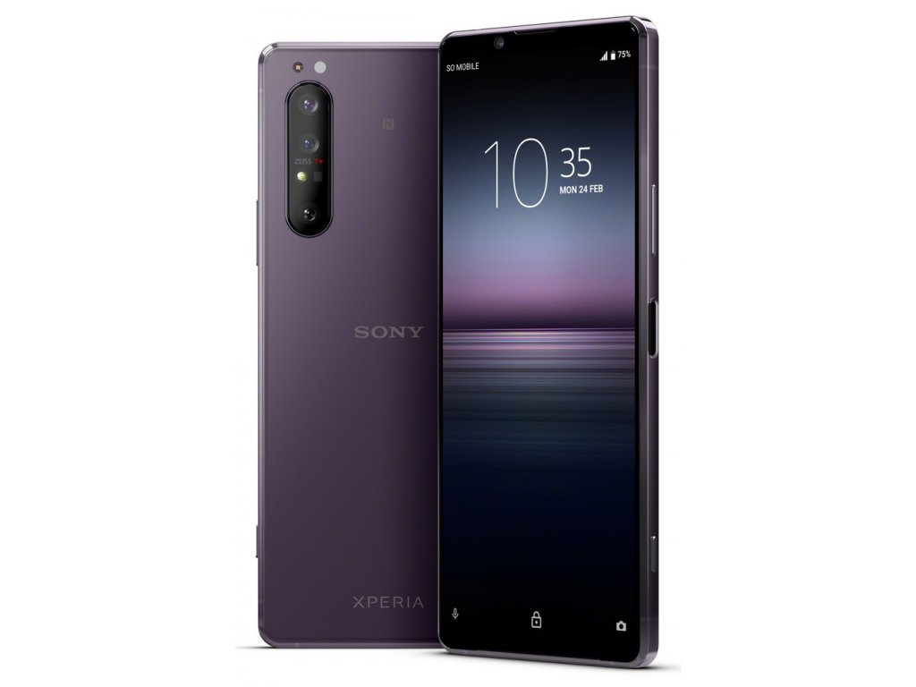 SONY Xperia 1 II. Violet