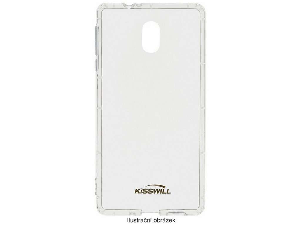 Kisswill Air Around pouzdro Honor 8S 2020, Clear