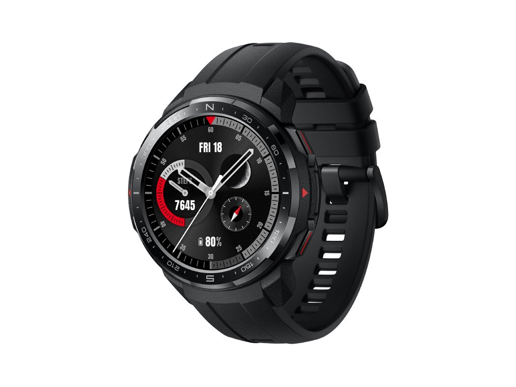 Honor Watch GS Pro, Charcoal Black