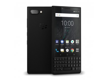 Blackberry Key 2 SS Black