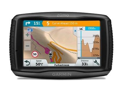 Garmin zumo 595 Lifetime Europe45 - Travel