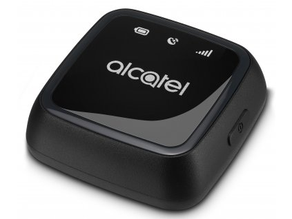 Alcatel MOVETRACK, Pet verze, Black/Red, MK20