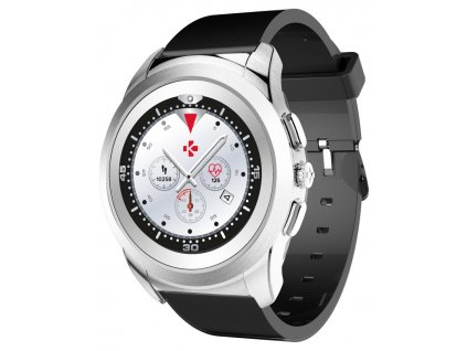 MyKronoz ZeTime Original Silver/Black - 44 mm