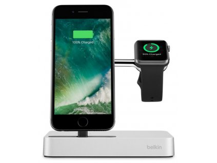 BELKIN VALET Chargedock pro iPhone/Apple watch-S
