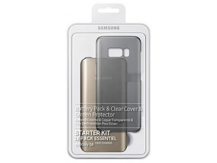 Samsung Starter Battery Kit Galaxy S8, Black