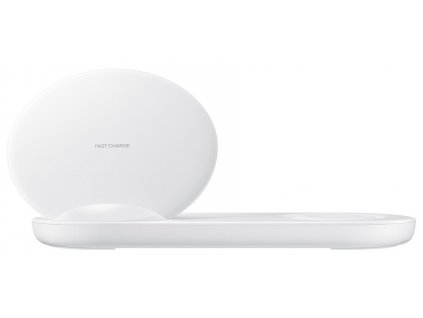 Samsung EP-N6100TWEGWW Wireless Charger Duo, White